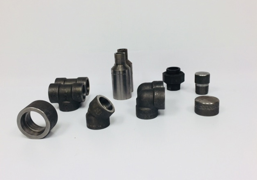 Forged steel fittings outlets and swages chrome moly
